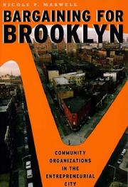 Bargaining For Brooklyn: Community Organizations In The Entrepreneurial City PDF Download