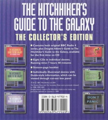 Download The Hitch Hiker's Guide to the Galaxy (Radio Collection)