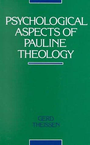 Download Psychological Aspects of Pauline Theology