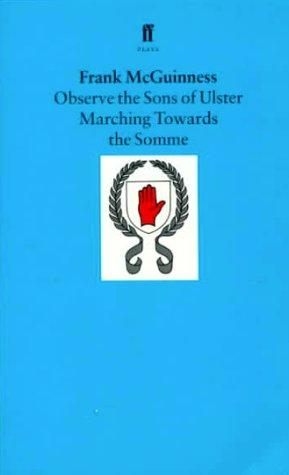 Download Observe the sons of Ulster marching towards the Somme