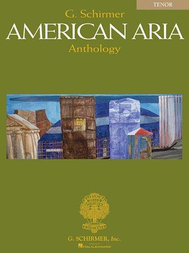 Download G. Schirmer American Aria Anthology