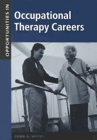 Download Opportunities in Occupational Therapy Careers