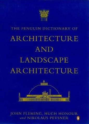Dictionary of Architecture, The Penguin