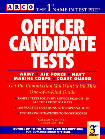 Download Officer candidate tests