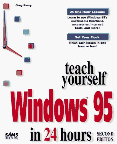 Download Teach yourself Windows 95 in 24 hours