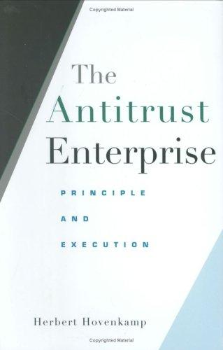 Download The antitrust enterprise
