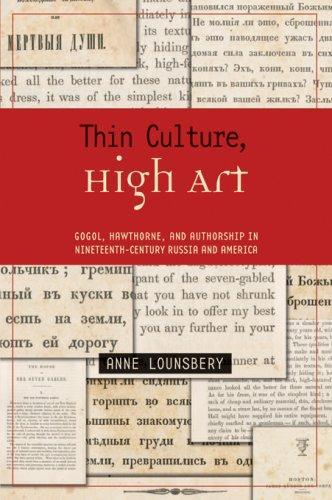Thin Culture, High Art