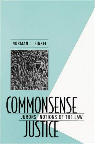 Download Commonsense justice