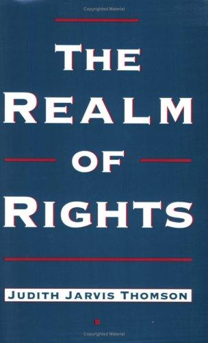 The Realm of Rights