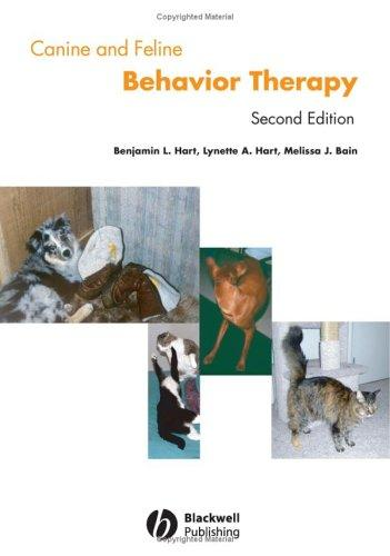 Download Canine and feline behavioral therapy