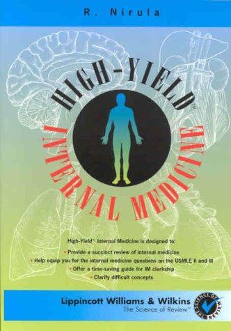 High-yield internal medicine