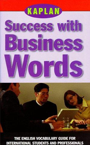 Download KAPLAN SUCCESS WITH BUSINESS WORDS