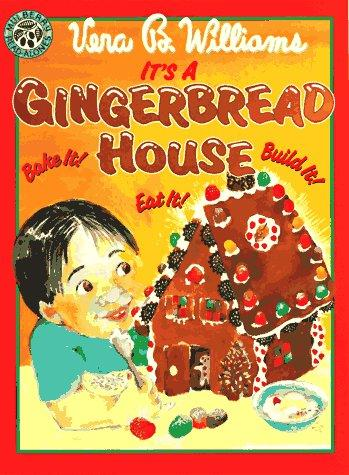 It's a Gingerbread House