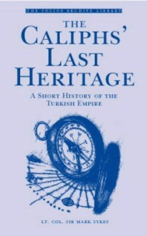 Download The Caliphs' last heritage