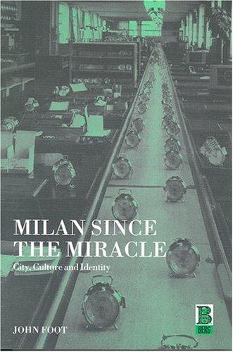 Download Milan since the Miracle