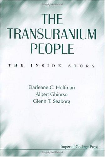The transuranium people
