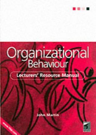 Download Organizational Behaviour