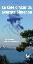 Download La Côte d'Azur de Georges Simenon