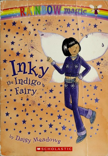 Inky, the indigo fairy