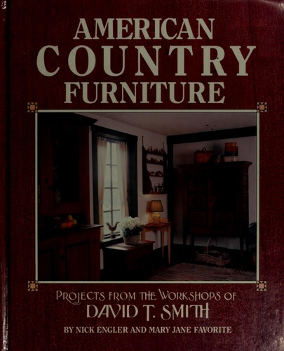 Download American country furniture
