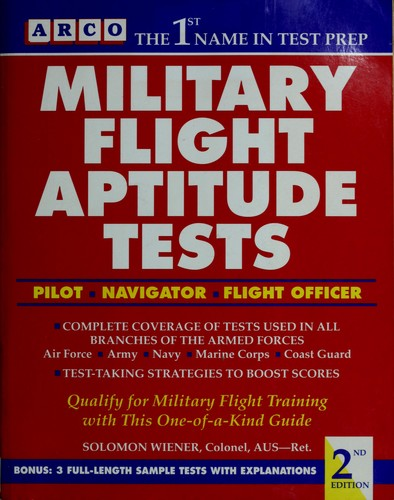 Download Military flight aptitude tests