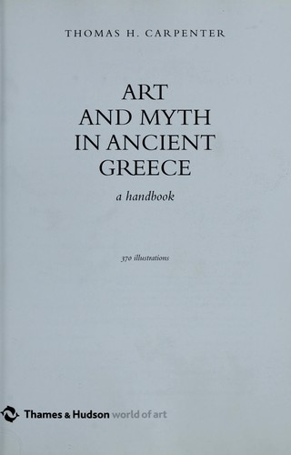 Download Art and myth in ancient Greece