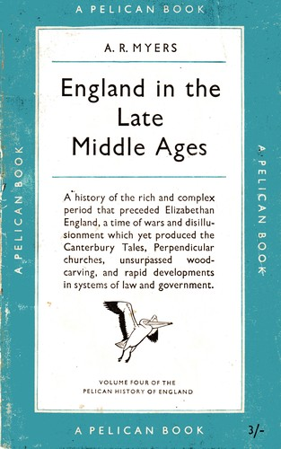 Download England in the late Middle Ages.