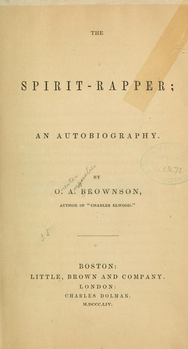 Download The spirit-rapper