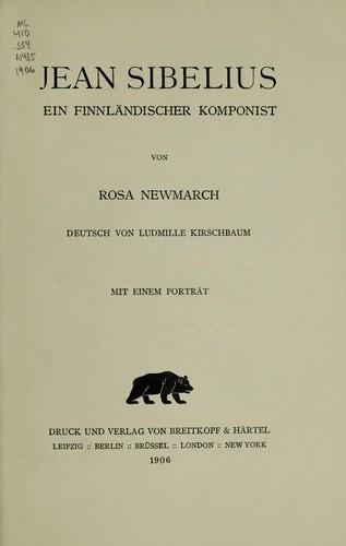Download Jean Sibelius