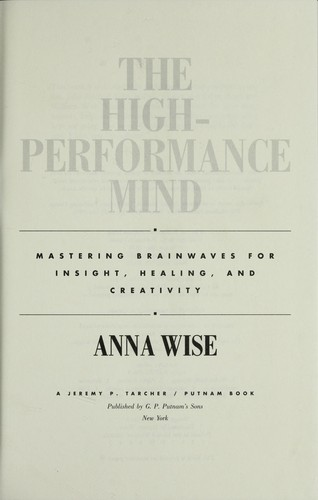 The high-performance mind