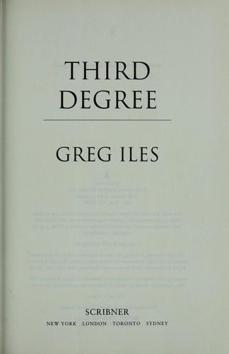 Download Third degree