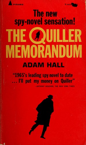 Download The Quiller memorandum