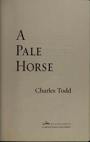 Download A pale horse