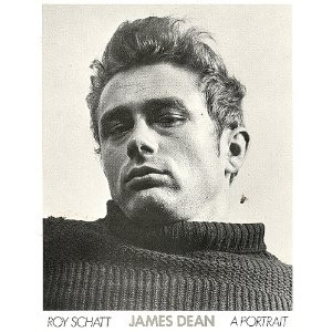 James Dean by Roy Schatt