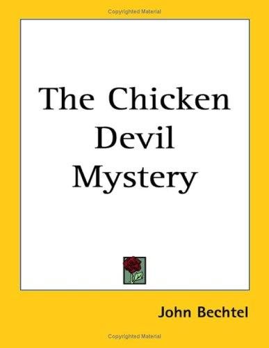 Download The Chicken Devil Mystery