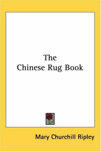 Download The Chinese Rug Book