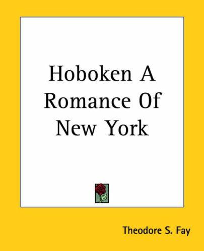 Hoboken A Romance Of New York
