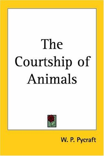 Download The Courtship of Animals