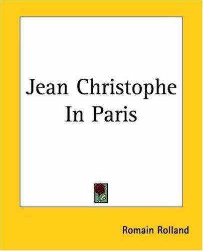 Download Jean Christophe In Paris