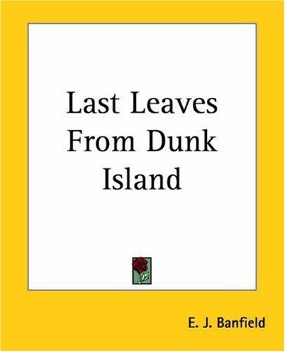 Download Last Leaves From Dunk Island