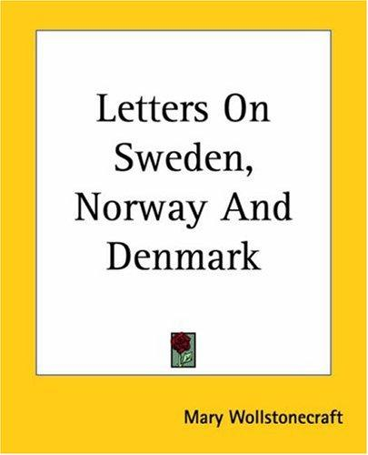 Download Letters On Sweden, Norway And Denmark