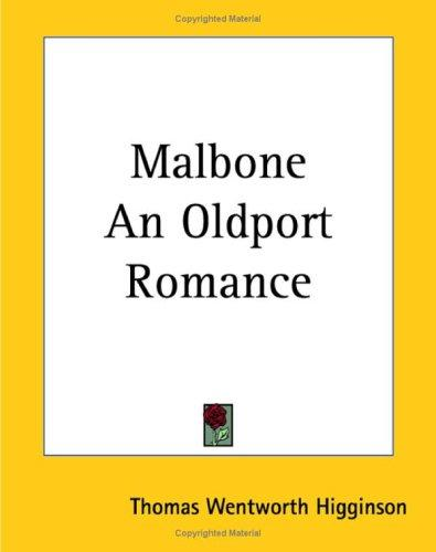 Download Malbone An Oldport Romance