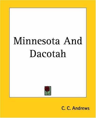 Download Minnesota And Dacotah