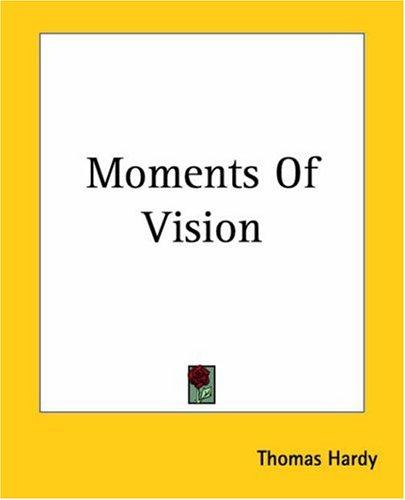 Download Moments Of Vision
