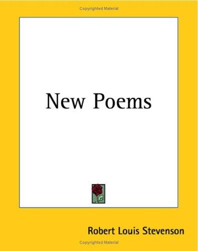 Download New Poems
