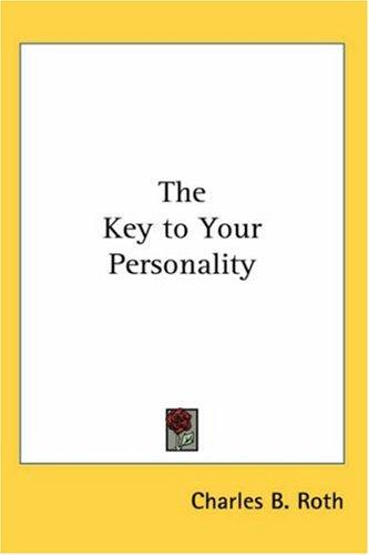 Download The Key to Your Personality