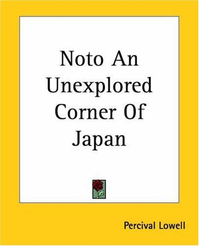 Download Noto An Unexplored Corner Of Japan