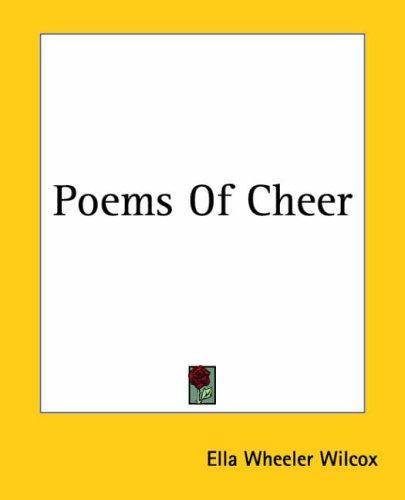 Poems Of Cheer
