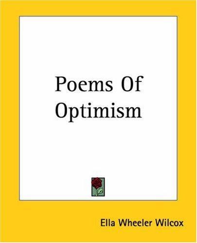 Download Poems Of Optimism