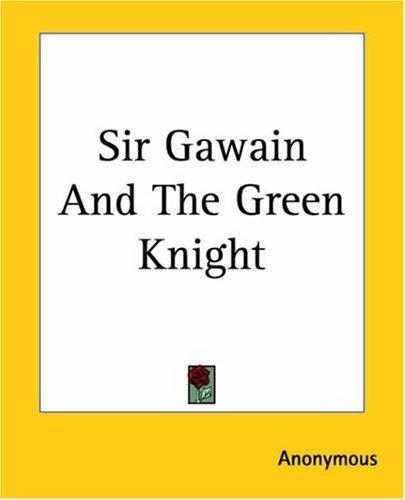 Download Sir Gawain And The Green Knight